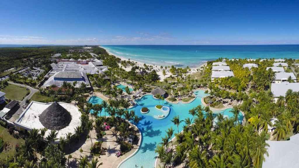 Vista del Hotel Paradisus Varadero.