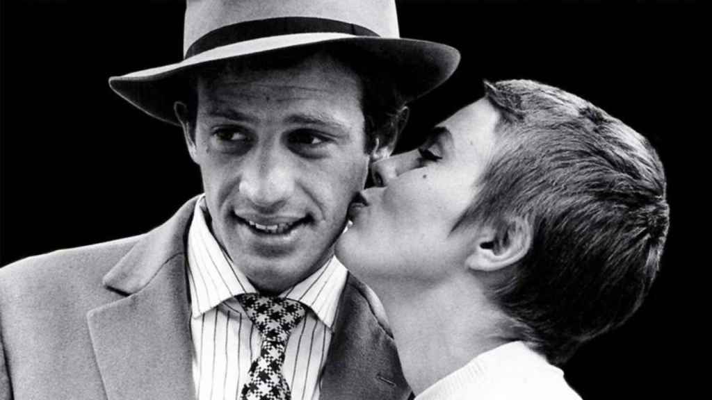 Al final de la escapada, de Jean-Luc Godard.