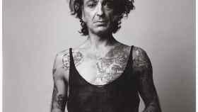 El fotógrafo Alberto García-Alix, en un retrato hecho por sí mismo.