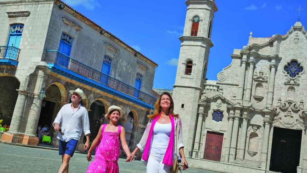 Cuba, donde los sueños se viven en familia