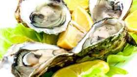 Las ostras están muy ricas... si te sientan bien.