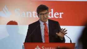 José Antonio Álvarez, consejero delegado del Banco Santander.