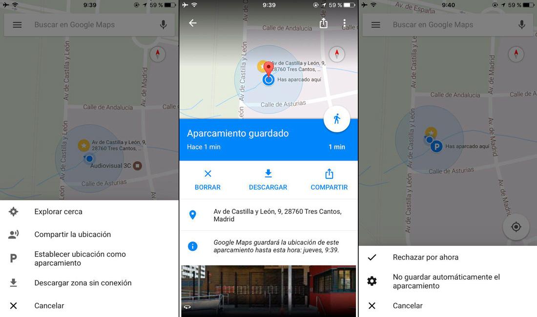 aparcamiento-google-maps-ios