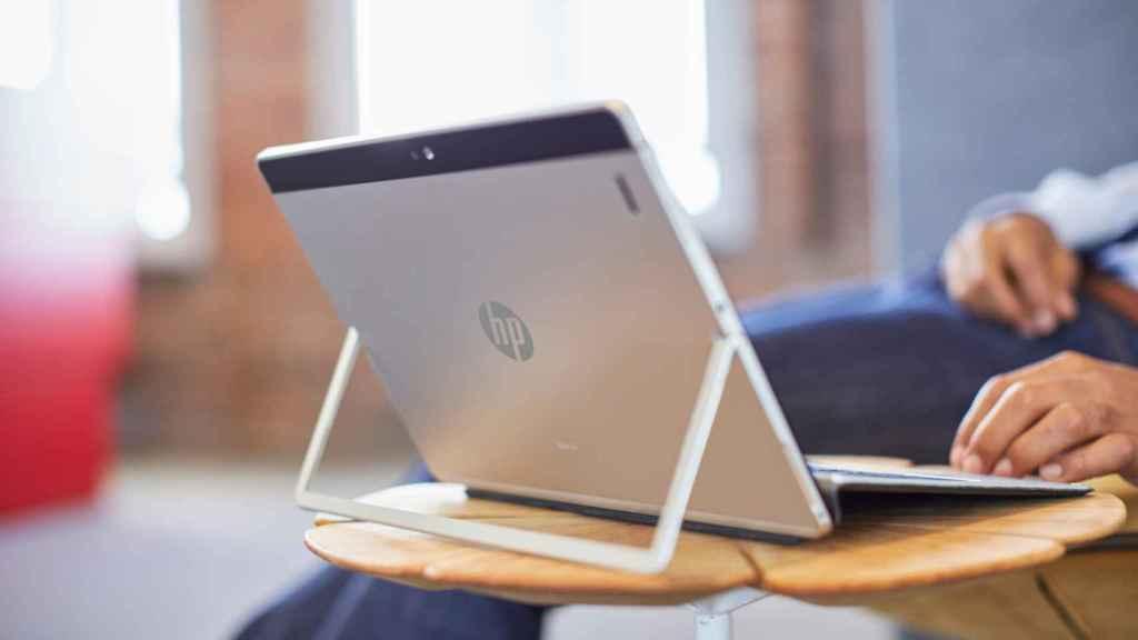 HP sigue mandando pero principalmente gracias a empresas y administraciones.