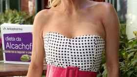 Ivonne Reyes está muy molesta con la actitud del presentador.