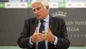 El consejero delegado de Mediaset España, Paolo Vasile.