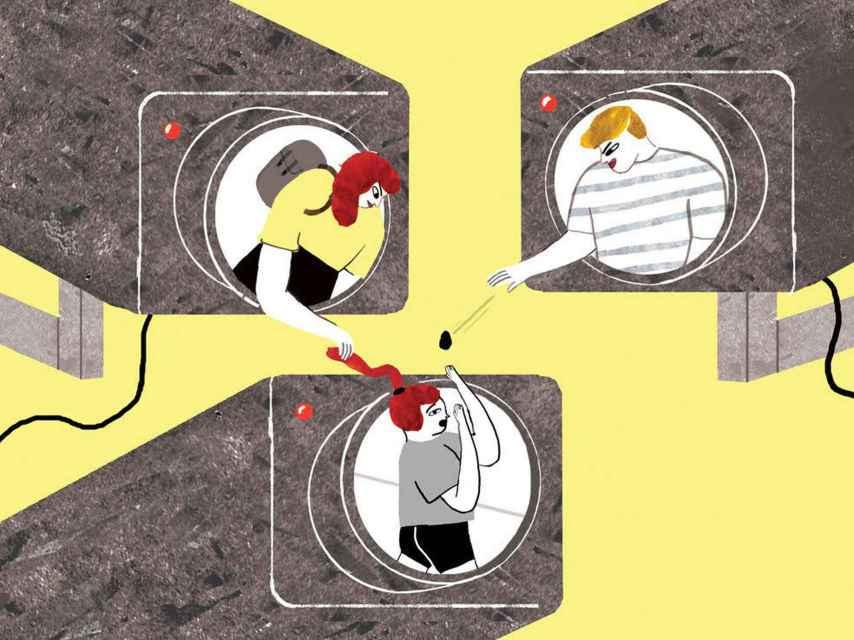 Ilustración: Cinta Arribas