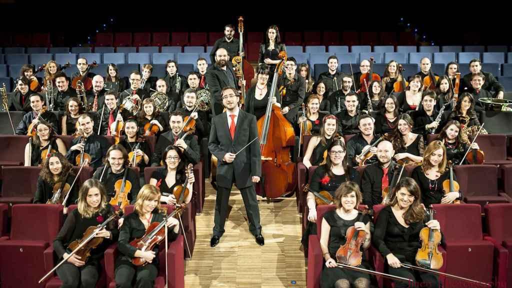 Camerata Musicalis, una de las orquestas que renuevan la música clásica.