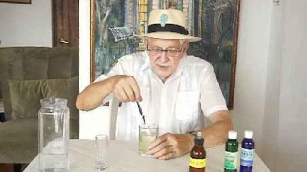 Josep Pàmies, el embaucador de la infusión, es uno de los ponentes.