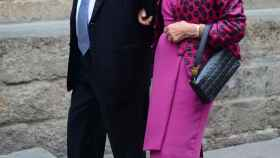 Marta Ferrusola y Jordi Pujol en una imagen de 2013./