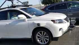 apple coche autonomo lexus 2