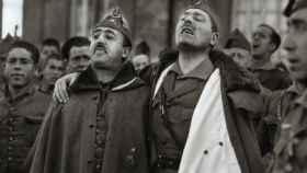Francisco Franco y Millán Astray, en 1926. Bartolomé Ros.