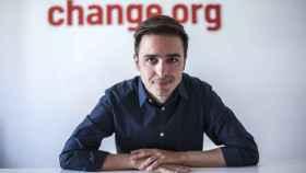 José Antonio Ritoré es el director de Change.org, la mayor plataforma de ciberactivismo