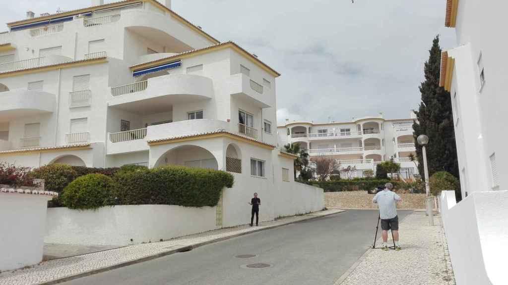 El apartamento donde se hospedaban los McCann era el 5A.