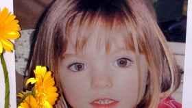 Una de las imágenes difundidas cuando desapareció Madeleine hace ya 10 años.