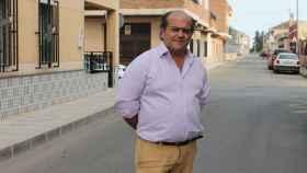 José Antonio Zapata tiene 42 años y padece cáncer de testículo.