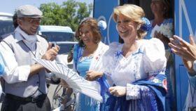 Esperanza Aguirre dimitía el pasado lunes tras el escándalo de Ignacio González.