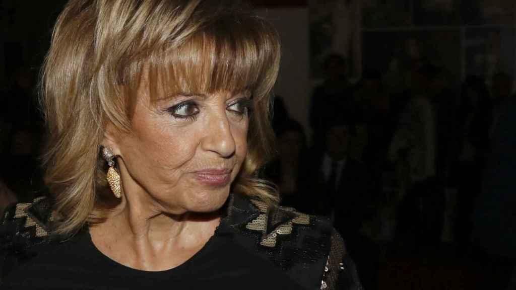 María Teresa Campos no gana para disgustos.