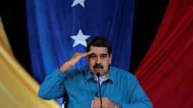 El presidente de Venezuela, durante su último programa en televisión.