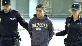 José Fernando, detenido por las autoridades sevillanas.