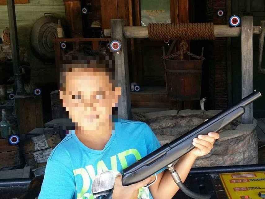El hijo de la pareja, de 11 años de edad, también ha sido asesinado, presuntamente por su padre