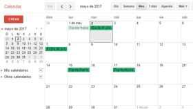 google-calendar-app-web