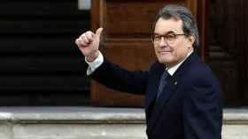 Artur Mas pide en el Tribunal Superior de Justicia de Cataluña