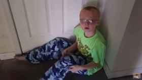 El pequeño Cody, de nueve años, era el protagonista habitual de las 'bromas' que grababa su padre.