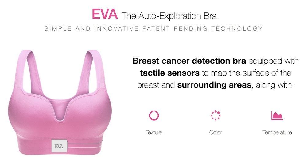 sujetador detecta cancer eva