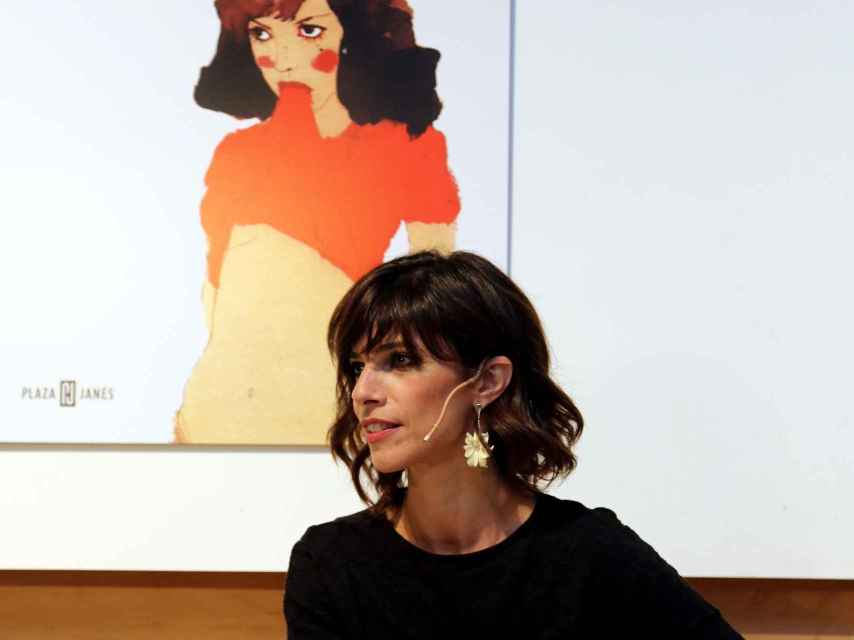 Maribel Verdú ofrece su testimonio en el libro.