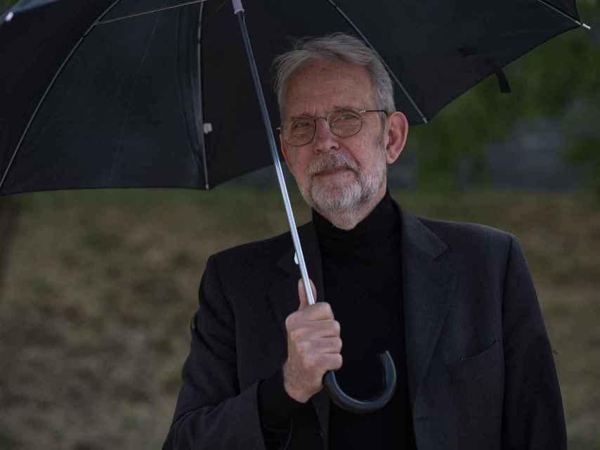 Walter Murch imparte un seminario en la ECAM.
