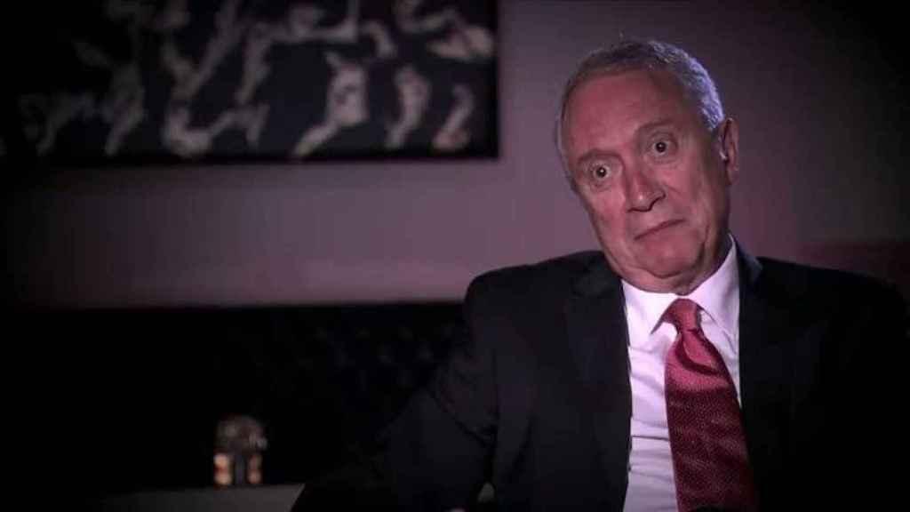 Josep Maria González Simó durante una entrevista para TVE en 2014.