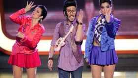 Rodolfo Chikilicuatre, la broma de Buenafuente que fue a Eurovisión.