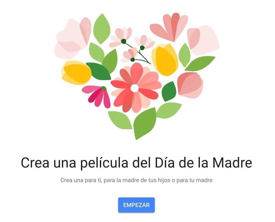 pelicula dia de la madre google