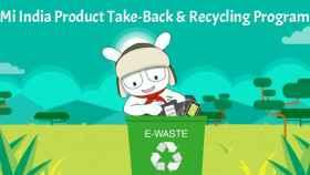 Xiaomi inicia una campaña de reciclaje en la India para sus móviles