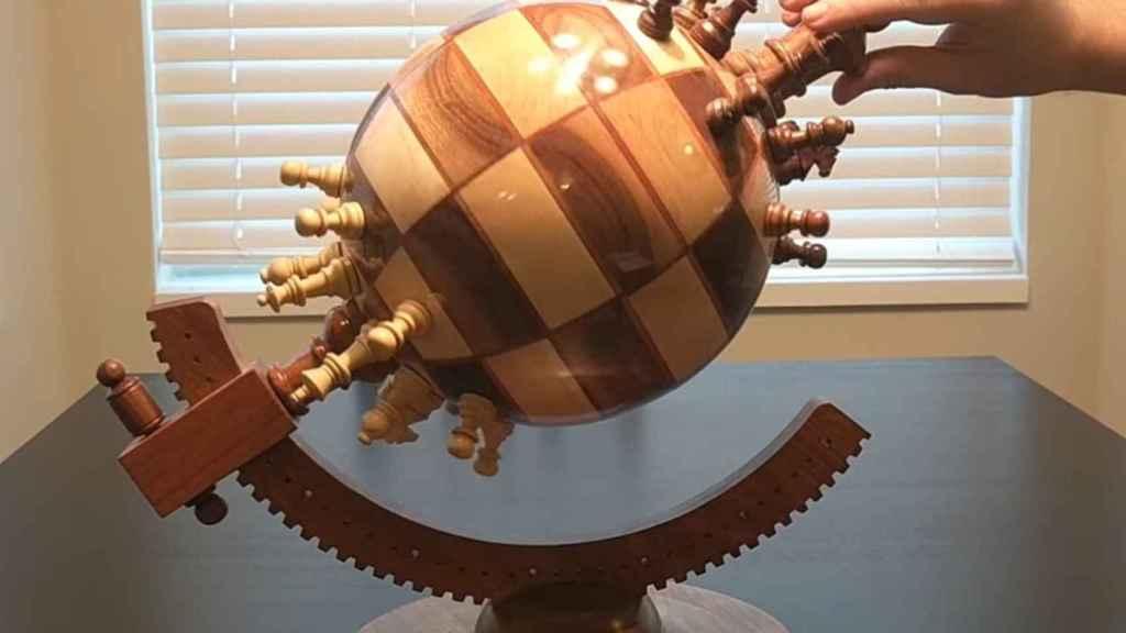 ajedrez esferico 1