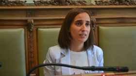 Pilar Vicente Ciudadnos debate estado de la ciudad
