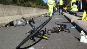 Mueren dos ciclistas en Valencia atropellados por una conductora ebria