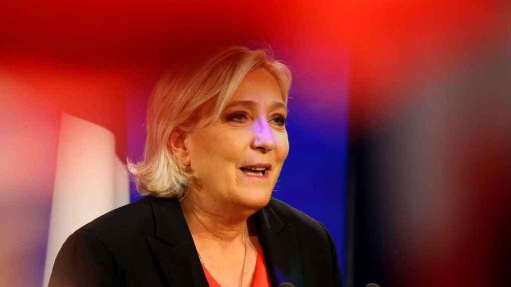 Le Pen perdió en la segunda vuelta de las elecciones presidenciales de Francia.