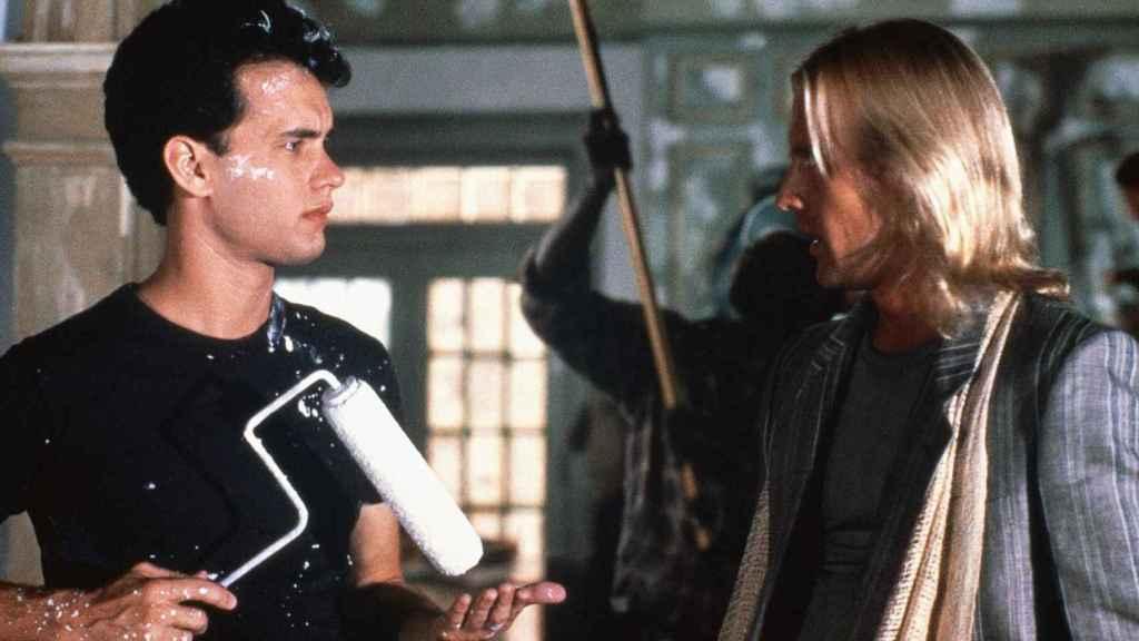 Imagen de la película Esta casa es una ruina, (1986).