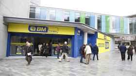 Un supermercado BM en Irún (Guipúzcoa).