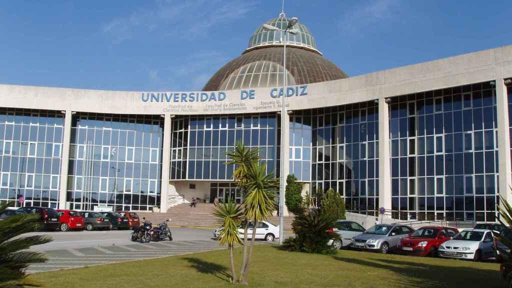 Campus de Puerto Real de la Universidad de Cádiz.