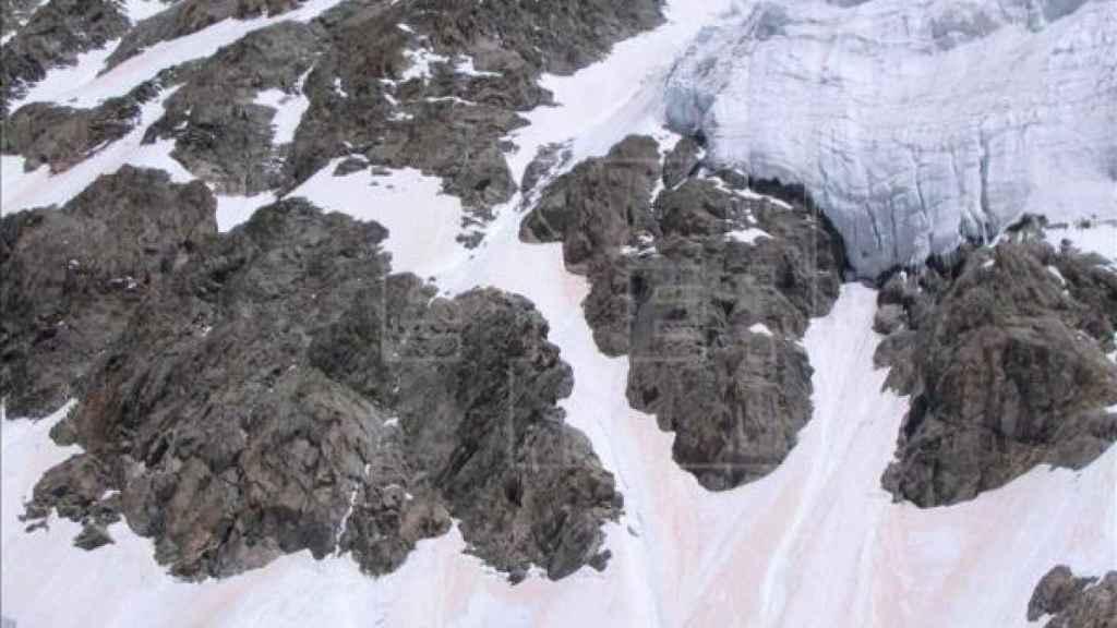 Una imagen de los Alpes franceses.