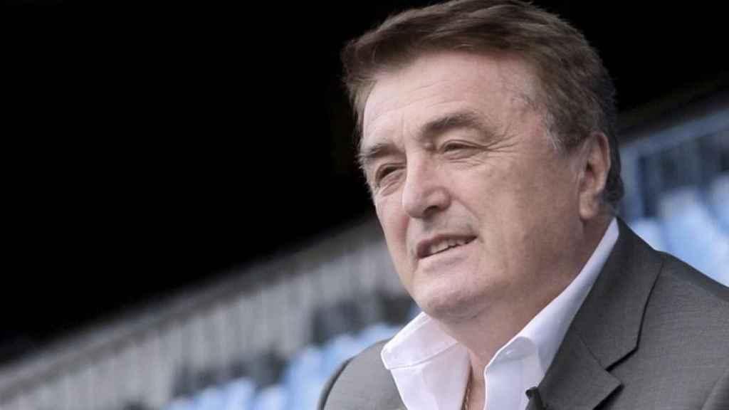 Radomir Antic, exentrenador del Atlético. Foto: atleticodemadrid.com