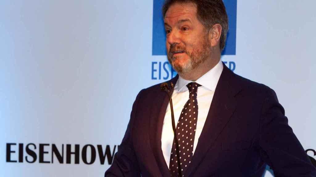 Bieito Rubido, director del diario 'ABC' en una imagen de archivo.