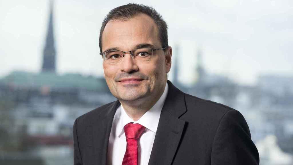 Markus Tacke, nuevo consejero delegado de Siemens Gamesa en sustitución de Ignacio Martín.