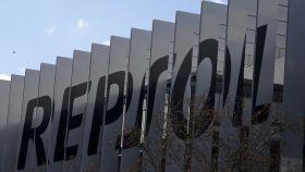 Imagen de archivo de la sede de Repsol en Madrid.