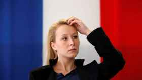 Marechal Le Pen era la diputada más joven de Francia