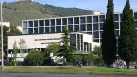 Facultad de Economía y Empresa de la Universidad de Barcelona.