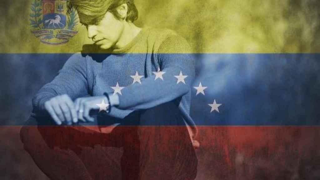 Carlos Baute reivindica libertad para Venezuela.